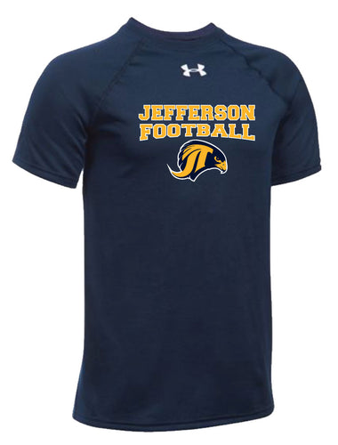 Jefferson Football Under Armour T-Shirt