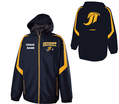 Jefferson Football Hooded Jacket