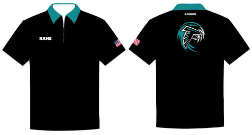 Jensen Beach Falcons Football Sublimated Polo