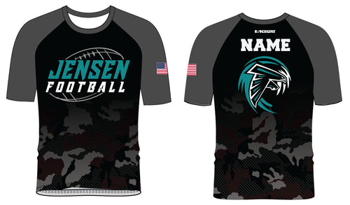 Jensen Beach Falcons Football Sublimated Game Shirt