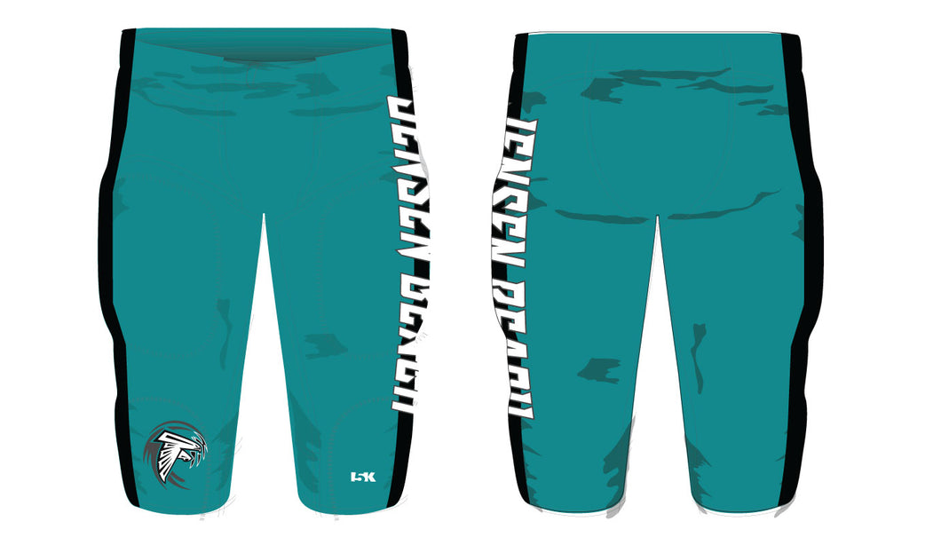 Jensen Beach Falcons Football Sublimated Pants - 5KounT2018
