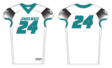 Jensen Beach Falcons Football Sublimated Jersey