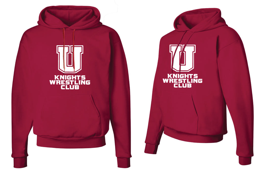 Union Knights Wrestling 2017 Cotton Hoodie - 5KounT2018