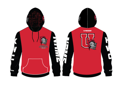 Union Knights Wrestling Sublimated Hoodie - 5KounT2018