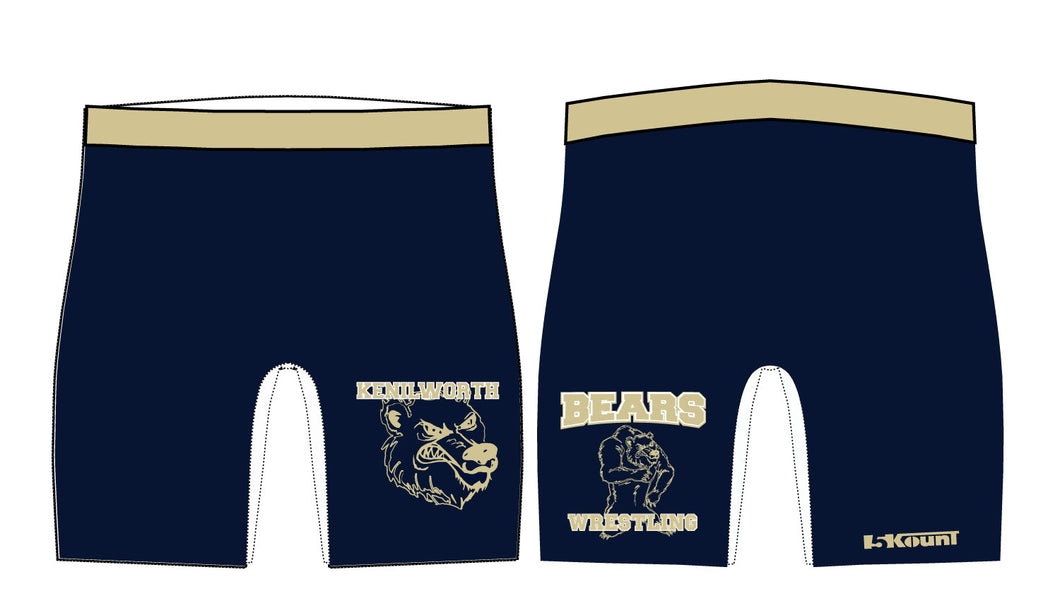 Kenilworth 2017 Sublimated Compression Shorts