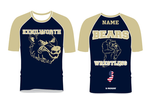 Kenilworth 2017 Sublimated Fight Shirt - 5KounT2018