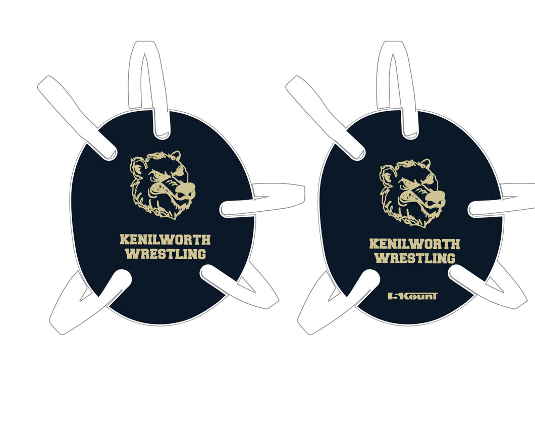 Kenilworth 2017 Wrestling Headgear Decal