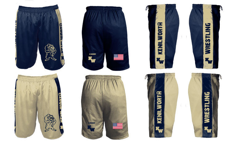 DB Sublimated Panel Shorts