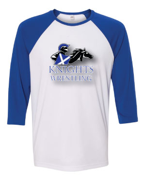 Knights Baseball Shirt