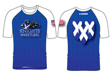 Knights Sublimated Fight Shirt