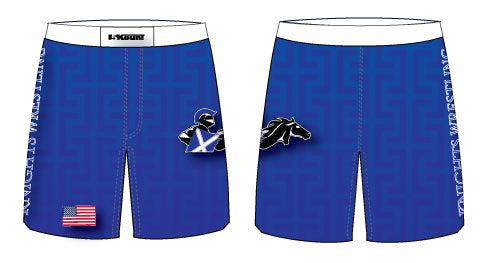 Knights Sublimated Fight Shorts