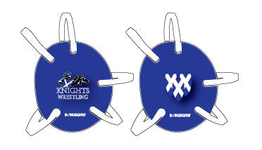 Knights Wrestling Headgear