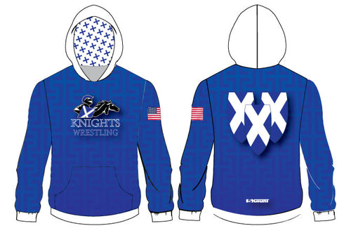 Knights Sublimated Hoodie