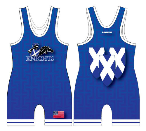 Knights Sublimated Singlet