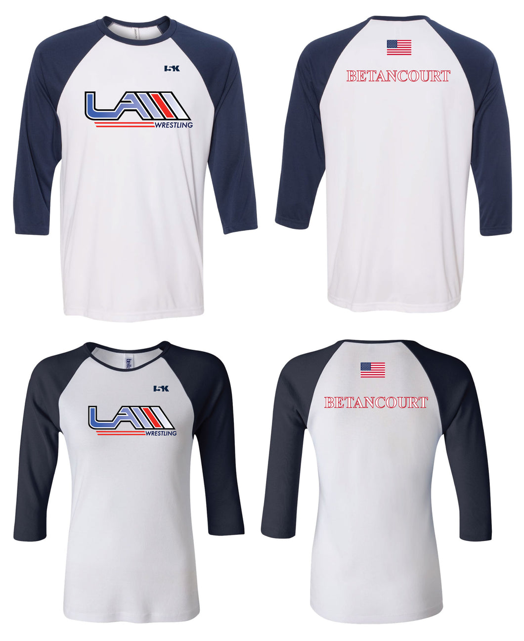 LAW Baseball Shirt - 5KounT2018