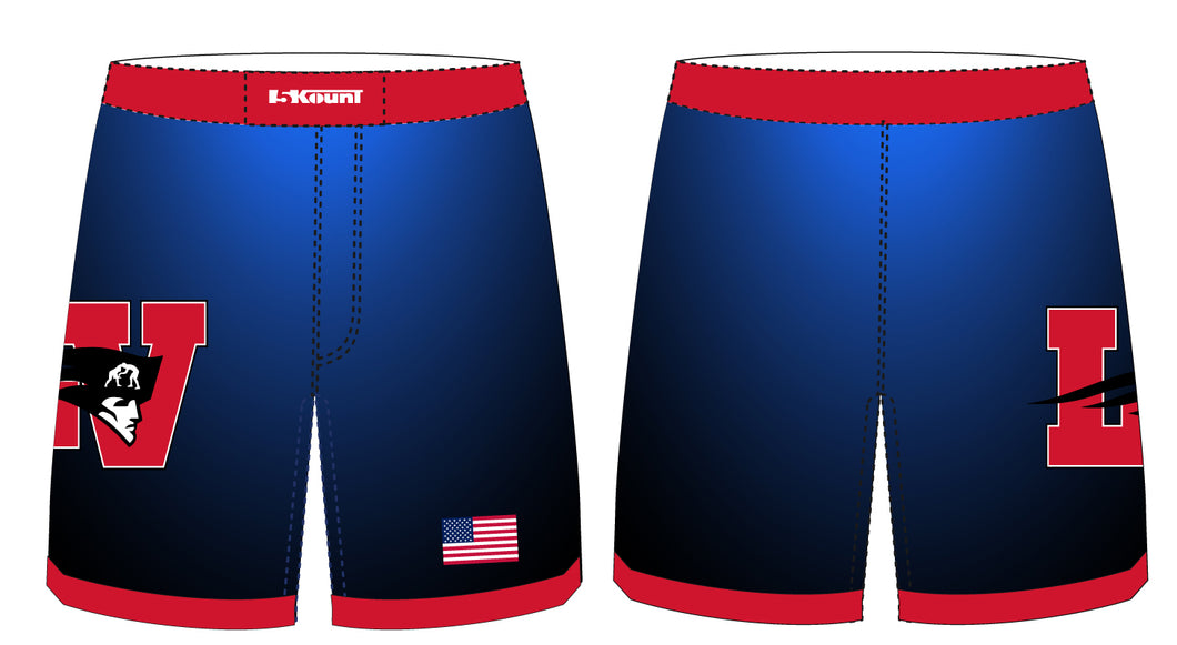 LVHS Sublimated Fight Shorts