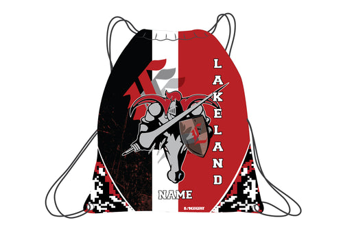 Lakeland Jr. Sublimated Drawstring Bag - 5KounT2018