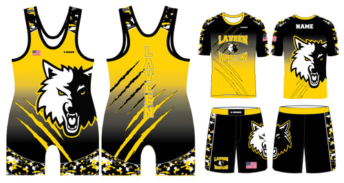 Laveen Wrestling Package (Men's)