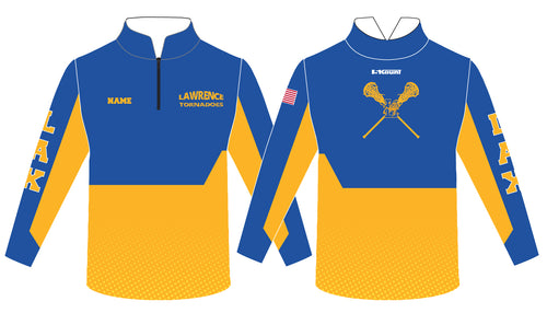Lawrence LAX Sublimated Quarter Zip