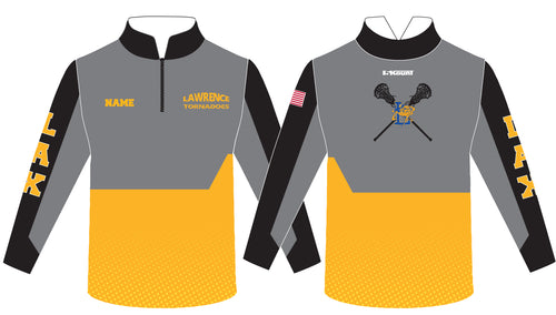 Lawrence LAX Sublimated Quarter Zip 2.0