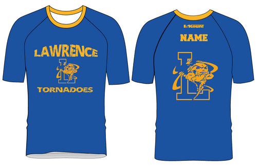 Lawrence HS Wrestling Sublimated Fight Shirt