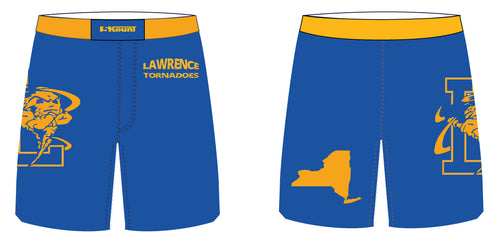 Lawrence HS Wrestling Sublimated Fight Shorts