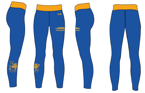 Lawrence HS Sublimated Ladies Legging
