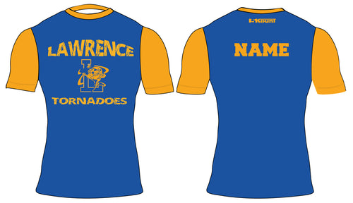 Lawrence HS Sublimated Compression Shirt