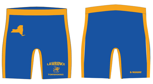 Lawrence HS Sublimated Compression Shorts