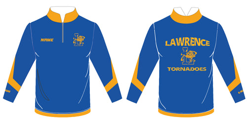 Lawrence HS Sublimated Quarter Zip