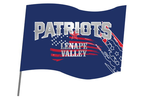 Lenape Valley Sublimated Flag