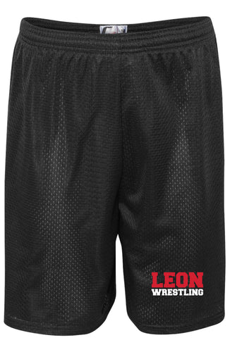 Leon HS Tech Shorts - 5KounT2018
