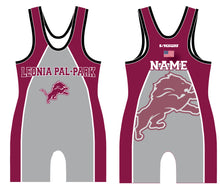 Leonia Wrestling Sublimated Singlet