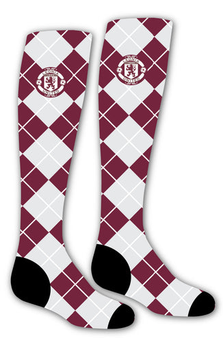 Leonia United Sublimated Socks