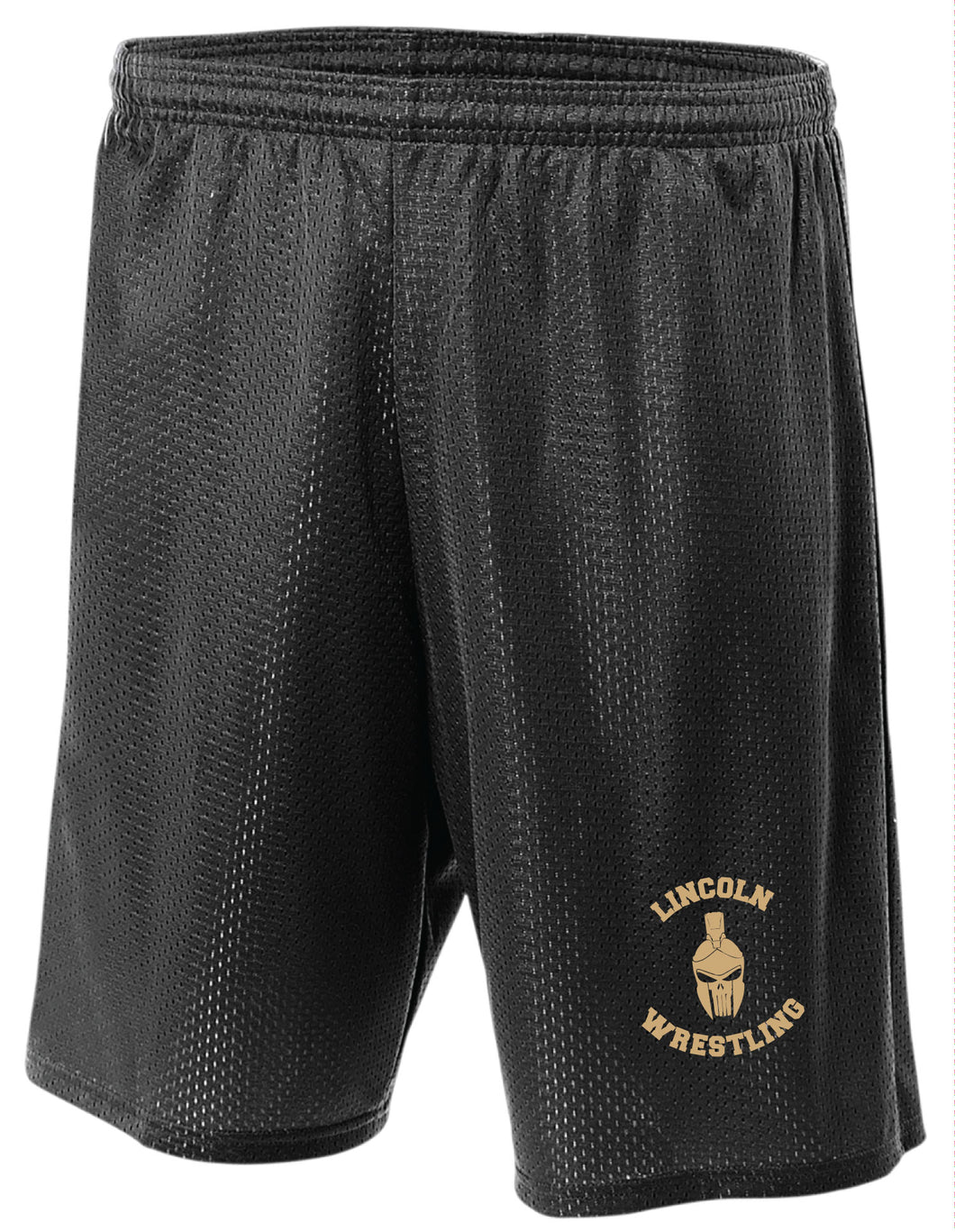 Lincoln HS Wrestling Tech Shorts