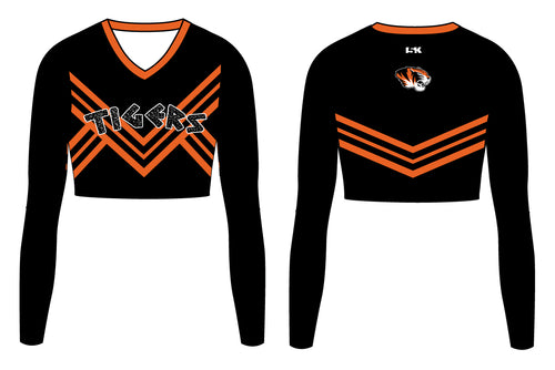 Linden Cheer Sublimated Crop Top - 5KounT2018