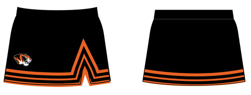 Linden Cheer Sublimated Split Skirt - 5KounT2018