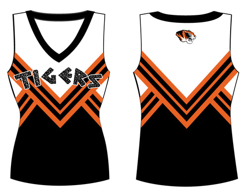 Linden Cheer Sublimated Cheer Vest - 5KounT2018