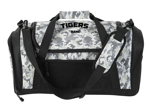 Linden Football Sports Duffle - Camo - 5KounT2018
