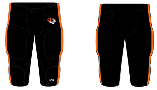 Linden Football Sublimated Football Pants