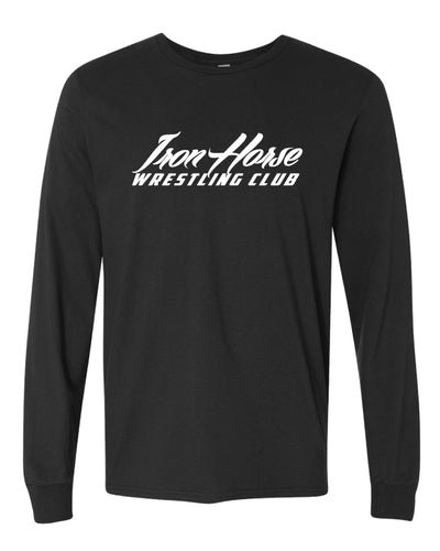 IWC Cotton Long Sleeve - Black