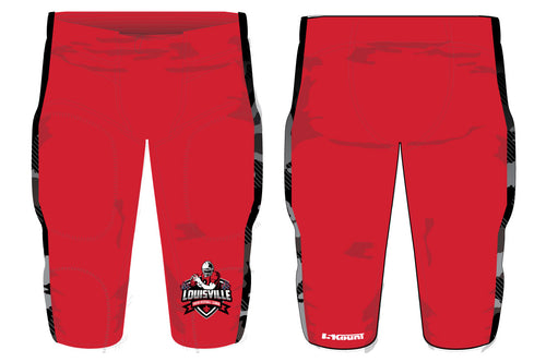Louisville Football League Sublimated Pants - 5KounT2018
