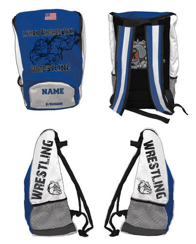 Lyman Windham Tech Wrestling Sublimated Backpack