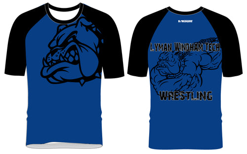 Lyman Windham Tech Wrestling Sublimated Fight Shirt