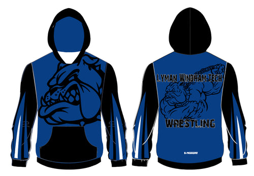 Lyman Windham Tech Wrestling Sublimated Hoodie