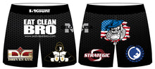 DeLouisa MMA 2017 Sublimated Shorts