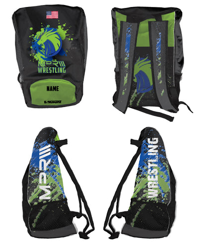 MPR Sublimated Backpack - 5KounT