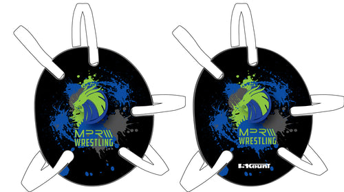 MPR Wrestling Headgear Decal - 5KounT