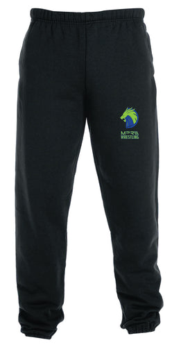 MPR Wrestling Cotton Sweatpants - 5KounT