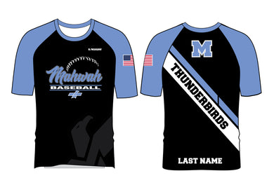 Mahwah Baseball Sublimated Practice Shirt